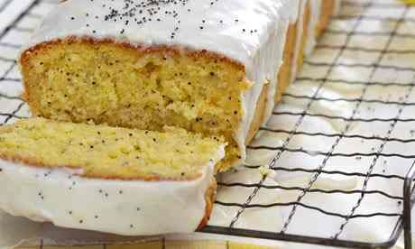 The best lemon and lime drizzle cake