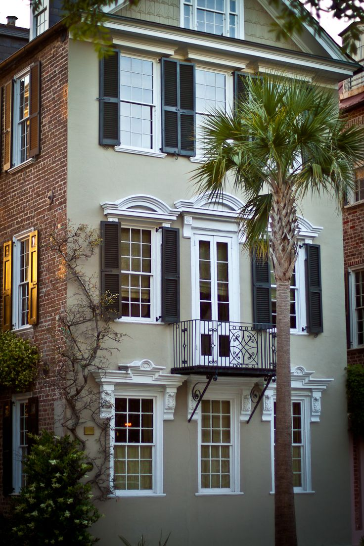 Meeting Street, Charleston, South Carolina