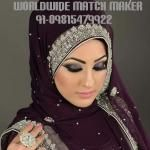 ELITE MUSLIM MUSLIM BRIDES & GROOM FOR MARRIAGE INDIA & ABROAD
