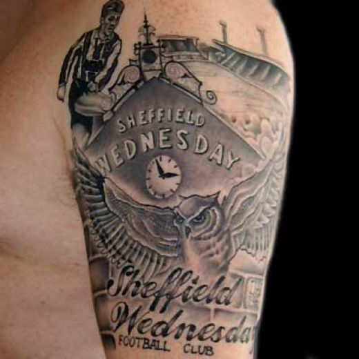 Love This Sheffield Wednesday Soccer Tattoo Are Not The picture