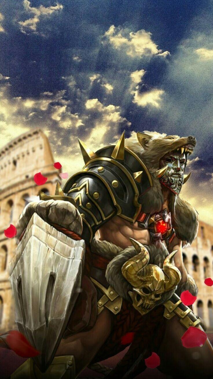 Ardan gladiator Vainglory