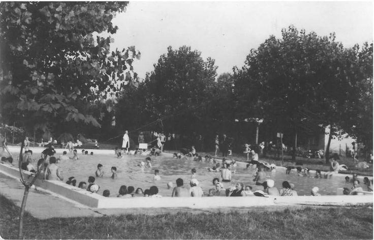 1972 - Bogács thermálfürdő