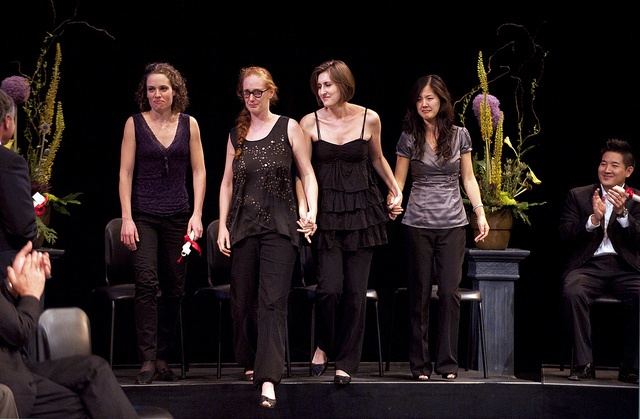 Success. Cecilia String Quartet wins RBC First Prize by The Banff Centre, via Flickr