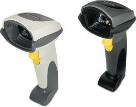 Zebra Technologies DS6708-DL20001ZZR Series DS6708-DL General Purpose Handheld Digital Imager Scanner, Scanner Only, PDF-417 Reader for US Drivers License, Requires Cable, White. Light Weight. High Performance. Made in USA.