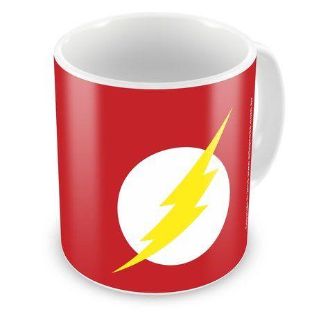 Caneca Personalizada DC Comics The Flash Logo