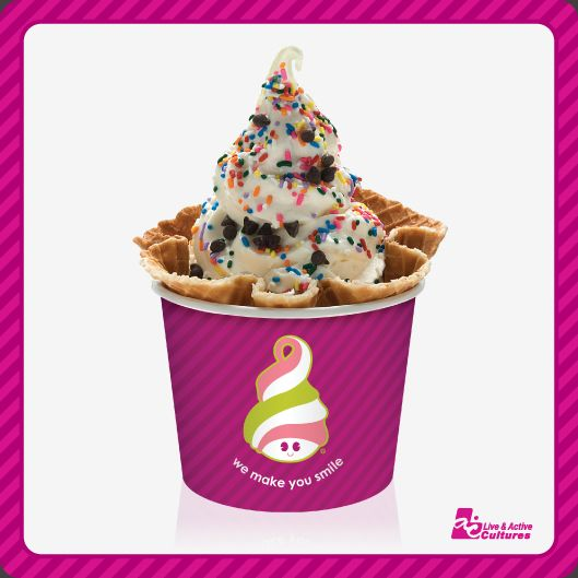 Menchie's Frozen Yogurt At Germantown Station In Cordova~ Can't Wait To Try It!!