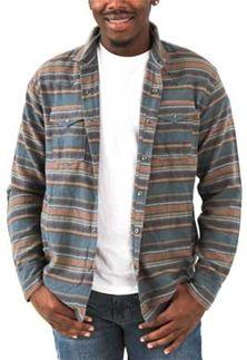 9c03bc10f1 Desperado+Snap+Front+Western+Flannel+Shirt+for+Men+in+Grey+DW1-DF1-GRYMULT