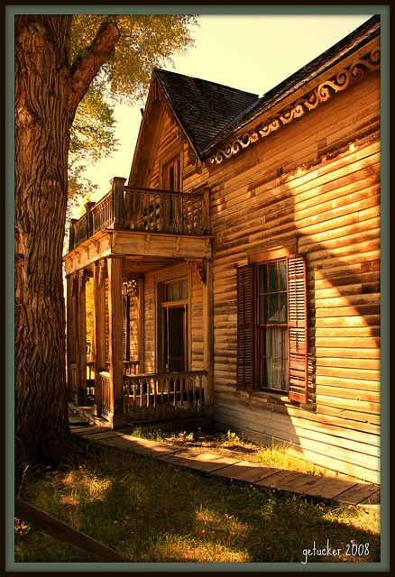 House in Nevada City Mt