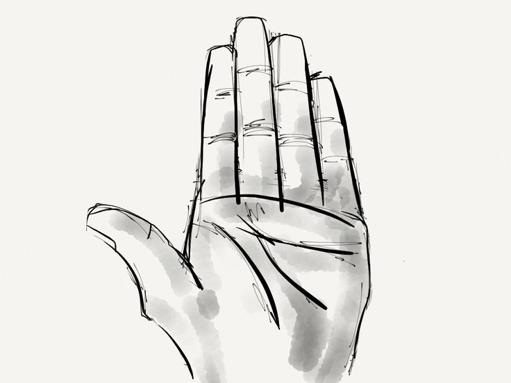 Palma #gestos