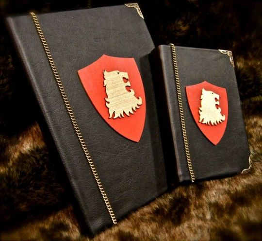 House Lannister Game of Thrones eReader / iPad Cover from Geekify Etsy shop