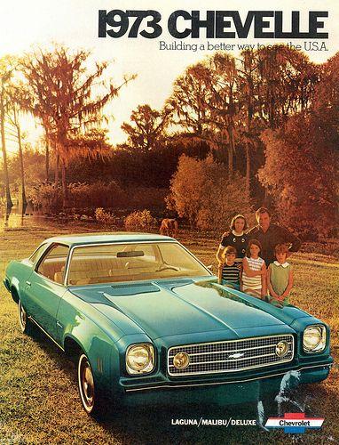 1973 Chevrolet Laguna Colannade Hardtop Coupe