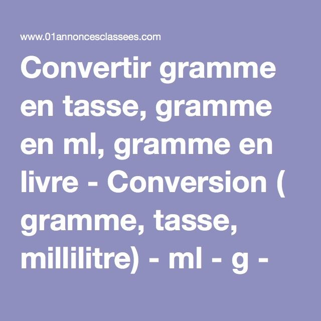 25 best ideas about conversion gramme en ml on conversion ml en tasse conversions