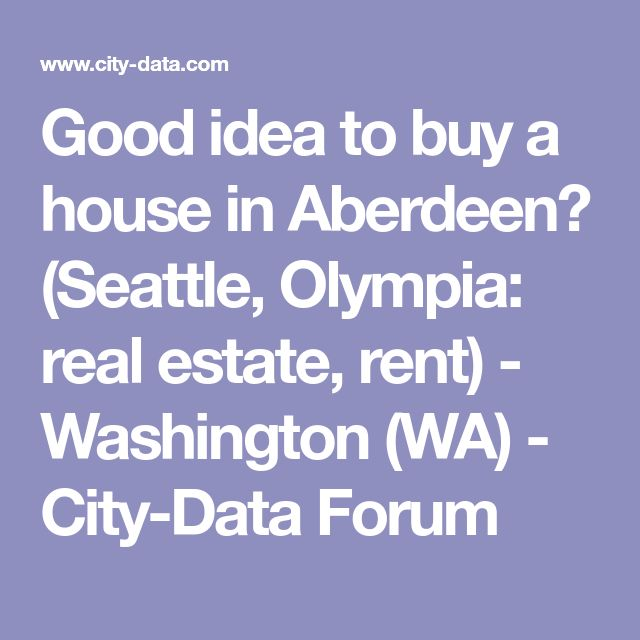 City data washington