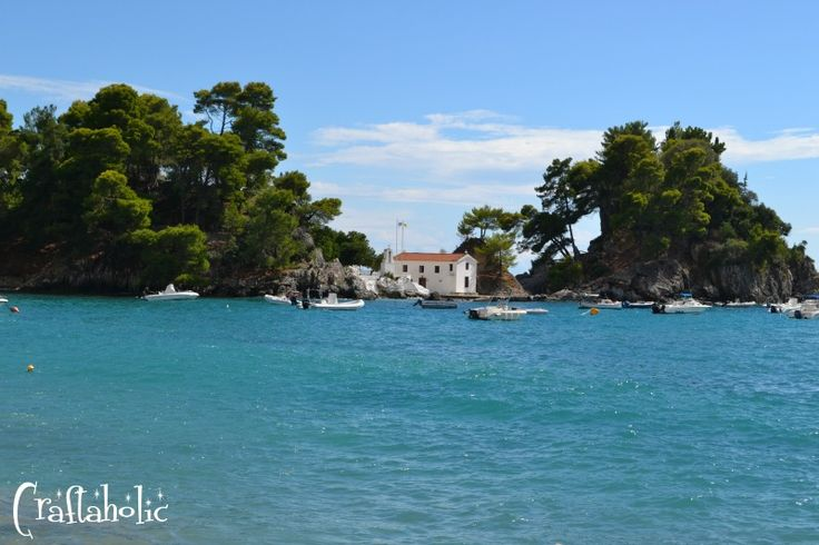 Our summer vaccation at Parga. My favorite destination, since my father's village is near. I love these church...