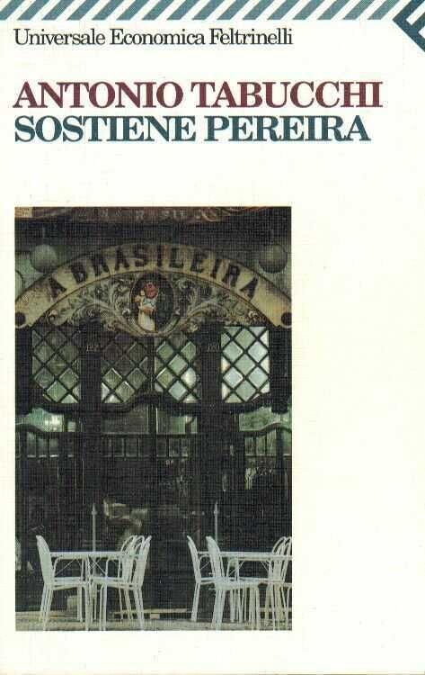 Antonio Tabucchi, Sostiene Pereira