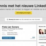 LinkedIn komt met een nieuw LinkedIn profiel!