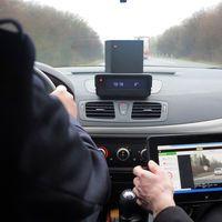 De nouveaux radars mobiles qui flashent dans les deux sens