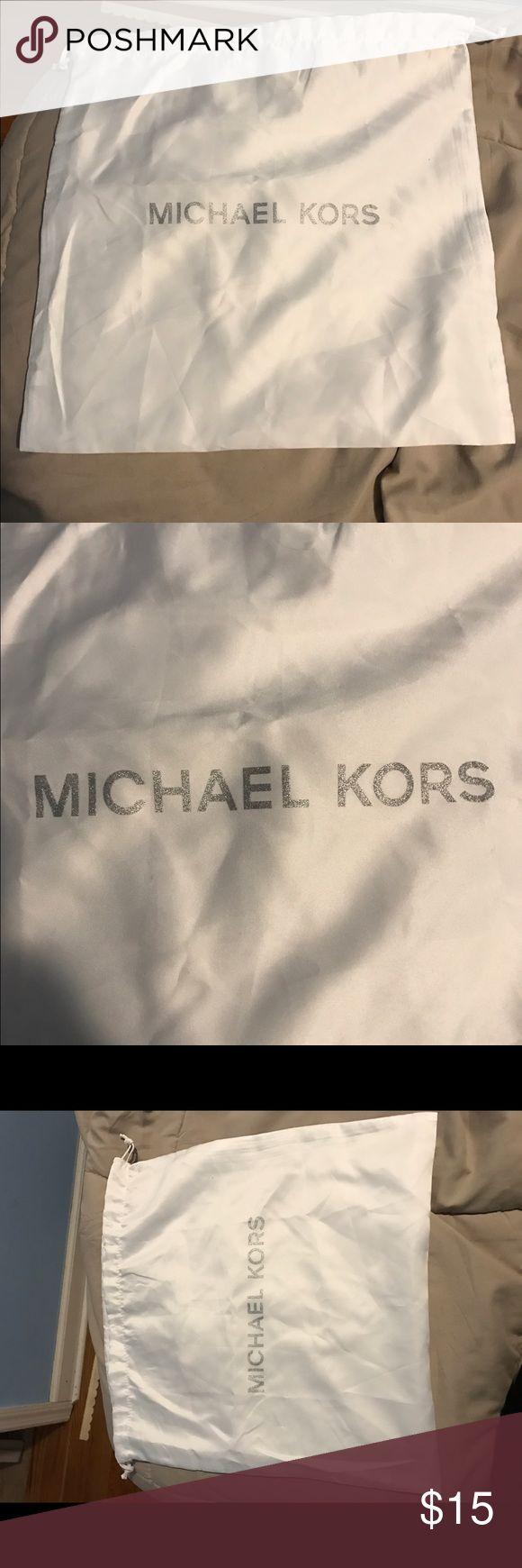 Mk dust bag. For medium size bag Mk dust bag.  For medium size bag. KORS Michael Kors Bags Shoulder Bags