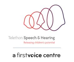 Providing support to children with speech and language or hearing impairments to listen and speak