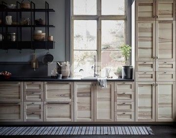 Torhamn Lovely New Ikea Kitchen In Ash Ideas For Our