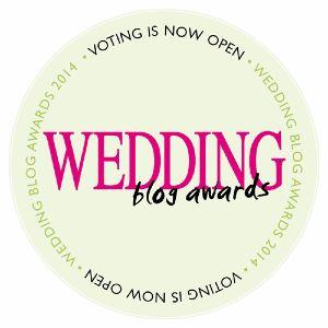 Nu Bride Nominated as a Finalist in the 2014 Wedding Blog Awards! - Nu Bride