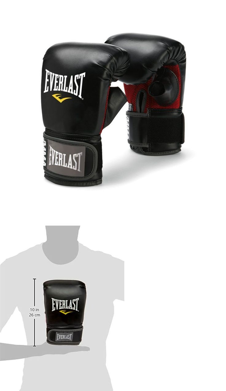 Gloves - Martial Arts 97042: Everlast Boxing Gloves Mma Heavy Punching Bag Sparring Kickboxing Training L Xl -> BUY IT NOW ONLY: $31.24 on eBay!