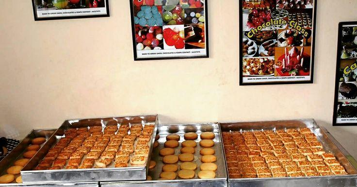 Osmania cookies