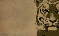 diseño, photoshop, wallpaer, el tigre, imagen de fondo, el tigre ·