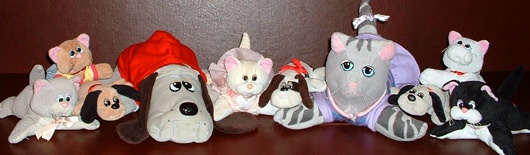 Pound Puppies and Kennel Kittens Childhood Memories
