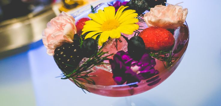 Walk through the design and implementation of Monet's Garden: A Mystical Cocktail Experience with AGO Head Mixologist Stephen Gaessler