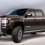 2015 GMC Sierra All Terrain HD Side Exterior View 150x150 2015 GMC Sierra All Terrain HD Review, Features with Images