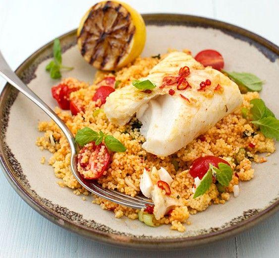 Kom i gang med sunnere vaner med disse 10 middagene.