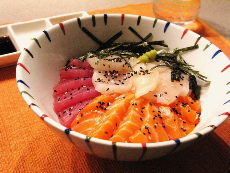 how to make your own sashimi