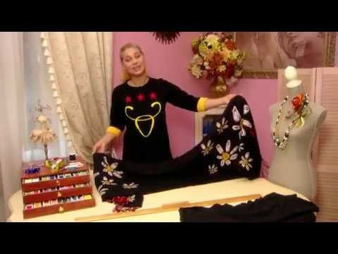 Юбка из шарфа (Skirt from scarf) - YouTube