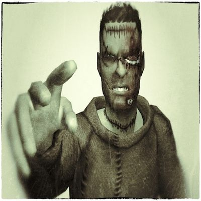Frankenstein by Mary Shelley - Video Introduction to the Author and Book  RL.7.7, CCRA.R.7  from Diverse Media Mall on TeachersNotebook.com -  - An animated movie and PDF worksheet to introduce the the Gothic Horror novel 'Frankenstein' along with the author Mary Shelley.