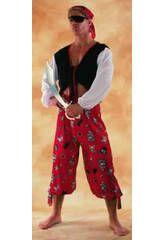 Disfraz Pirata Fashion Hombre