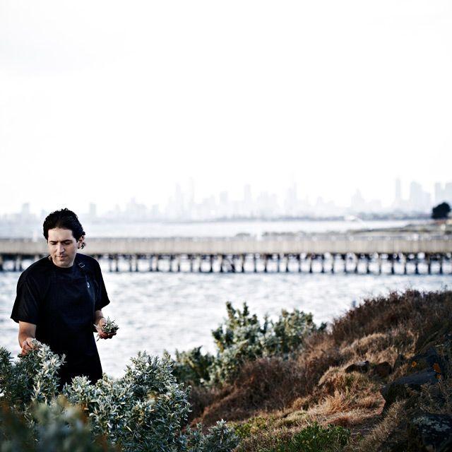 Ben Shewry - Attica, Melbourne