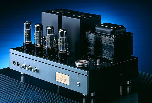 Air Tight ATM-1S power amplifier
