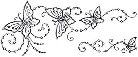 Free Hand Embroidery Patterns - Pintangle