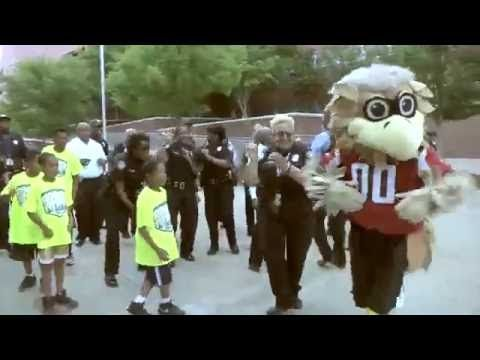 Atlanta police, Big Boi, Jermiane Dupri issue Running Man challenge