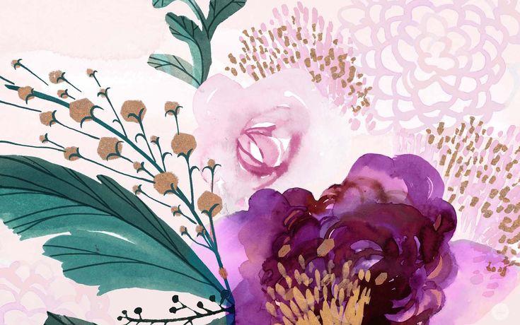 Best 25 laptop wallpaper ideas on pinterest - Flower wallpaper macbook ...