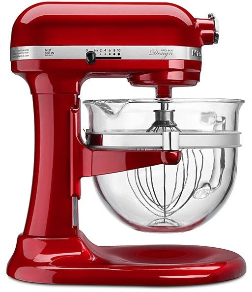 KitchenAid Pro 600 Stand Mixer with Glass Bowl - from Costco! Thanks !