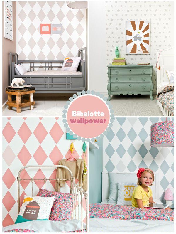 125 best images about kidsroom wallpaper kinderkamer for Behang kinderkamer
