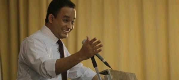 Anies: Mari Kita Bebaskan Jakarta dari Kotak-kotak