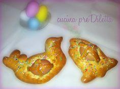 I dolci pasquali o dolci con le uova (in dialetto : cudduri cu l'ova o, come li chiamiamo a Catania, aceddi cu l'ova) sono dei dolci siciliani che si......