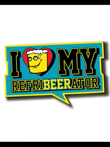 Buy REFRIBEERATOR MAGNET • The Big Bag Theory