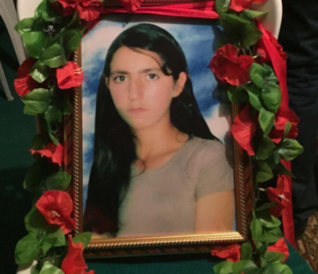 Ermeniler 16 Yaşındaki Kızı da Öldürdüler
