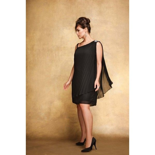 Addition Elle Holiday Lookbook 2012, Ashley Graham, dresses, plus size ❤ liked on Polyvore featuring dresses, womens plus dresses, plus size dresses, plus size beige dress, plus size womens evening dresses and women plus size dresses
