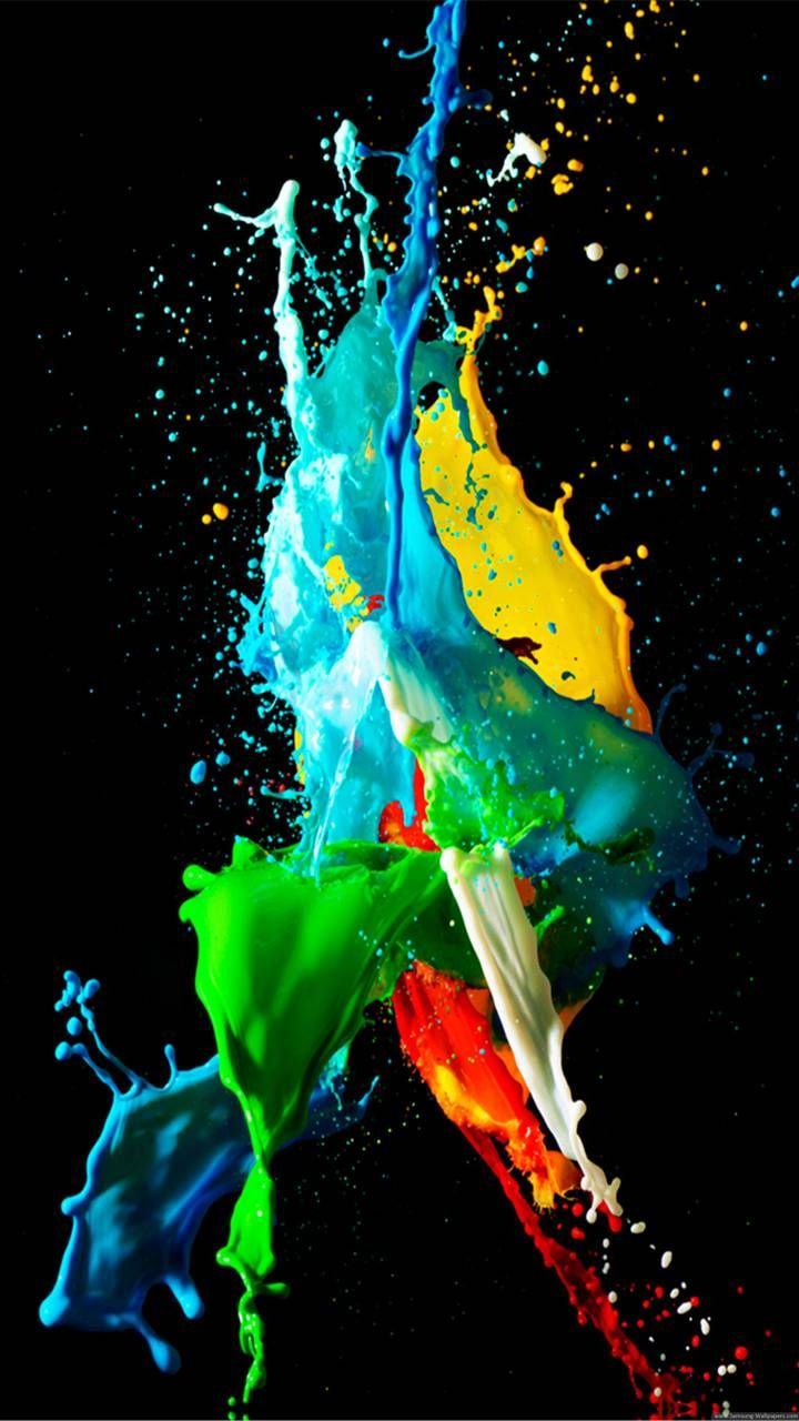 Download Color Paint Wallpaper By M Phenomenal Ad Free On