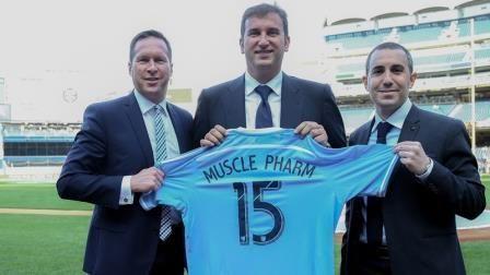 MusclePharm se asocial con City Football Group